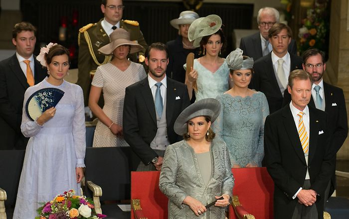 """For the occasion of the public and official celebration of the Grand Duke's birthday, Luxembourg's Archbishop Jean-Claude Hollerich held the annual """"Te Deum"""" at the City's cathedral on Thursday."""