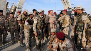 military iraq