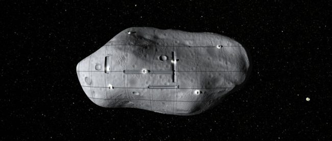the extraction of resources on asteroids