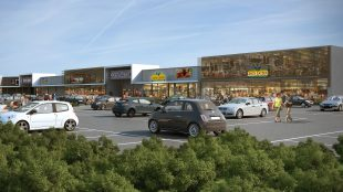 Hydrion Retail Park