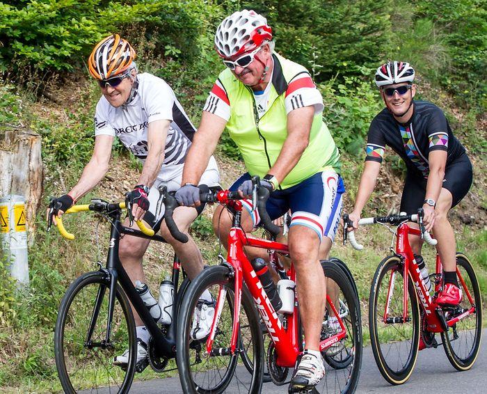 Luxembourg's former Tour de France winner