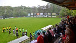 Luxembourg football stadium