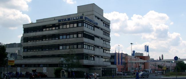 Stabilus SA (Luxembourg)