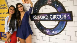 London opens first night tube