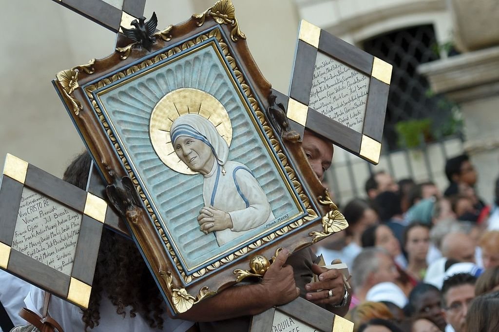 teresa the saint