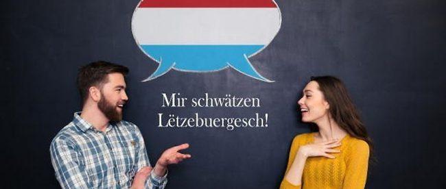 Luxembourgish language
