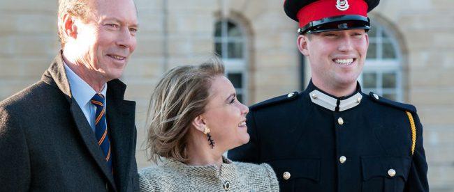 Grand Duke and Duchess