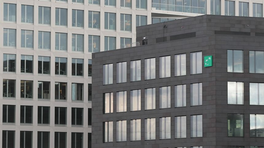 BGL BNP Paribas' new offices in Luxembourg-Kirchberg
