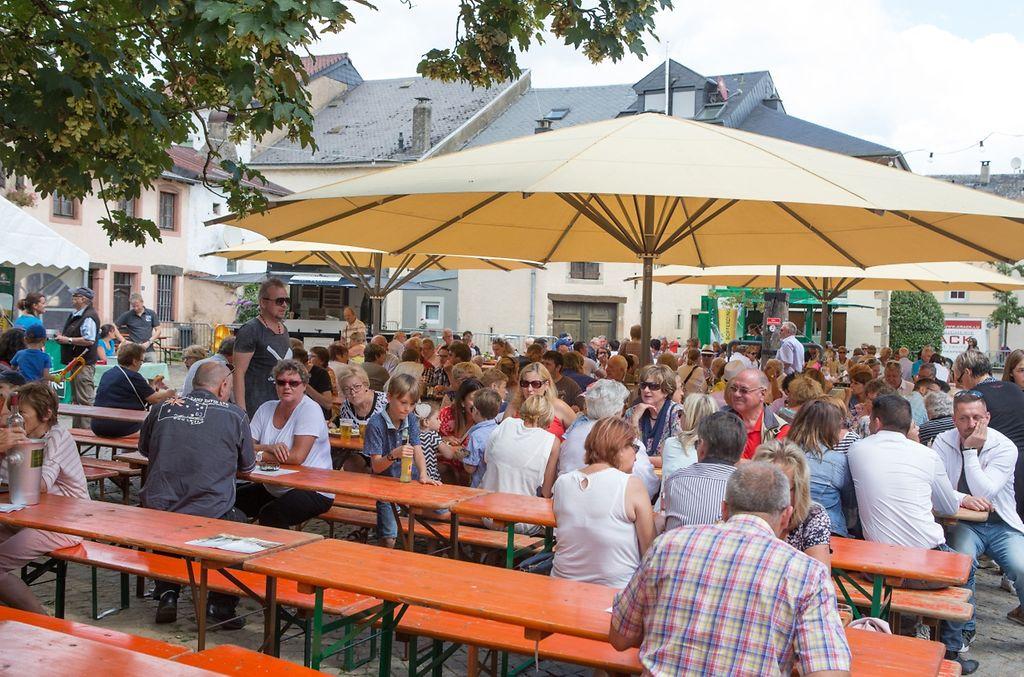 festival season in Luxembourg