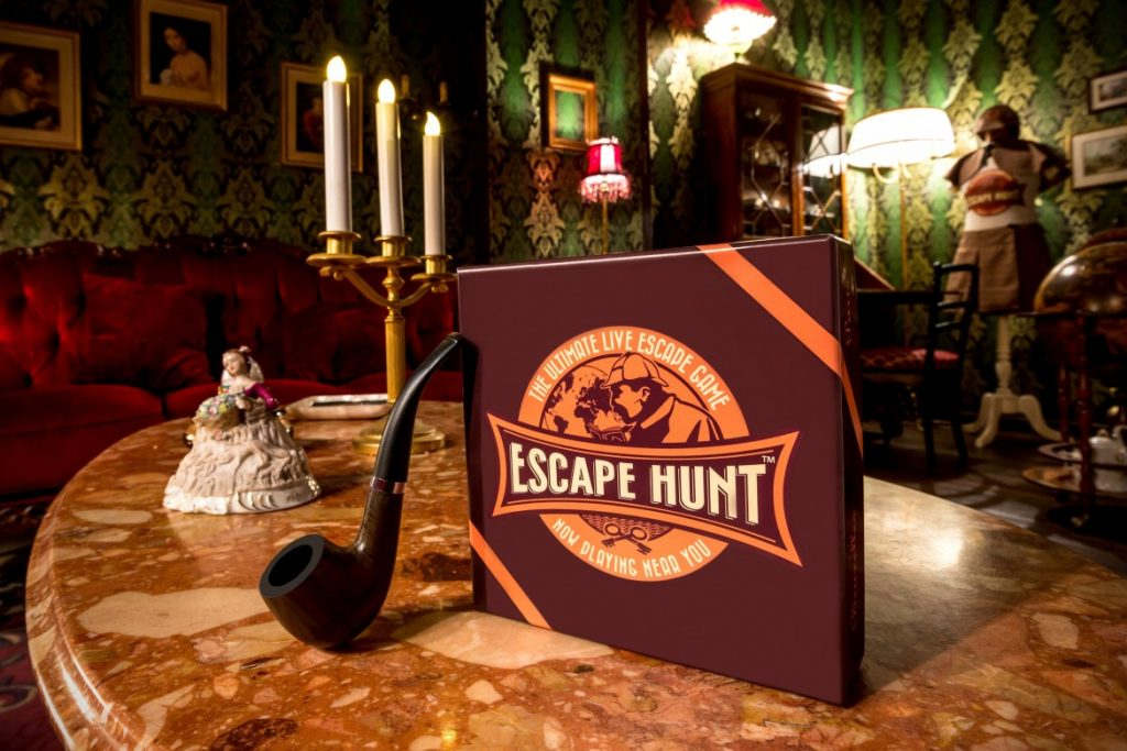Escape Hunt Challenge