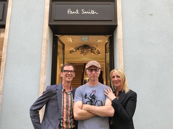 Paul Smith Store in Luxembourg