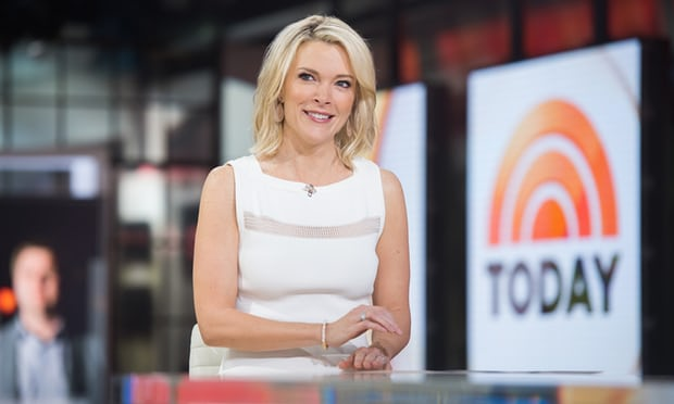 Television journalist Megyn Kelly