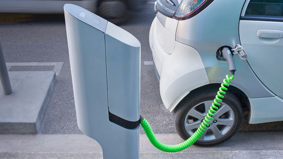 Electric Vehicle Charging Stations Launched in Gasperich