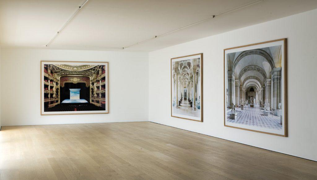Arendt & Medernach Art Gallery Features Candida Höfer Exhibition
