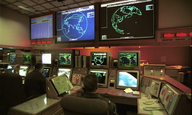 Control centre Norad ( Cheyenne Mountain ) near Colorado Springs