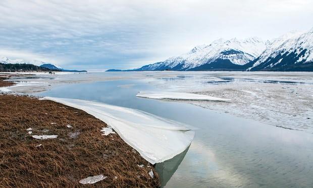 Arctic warming