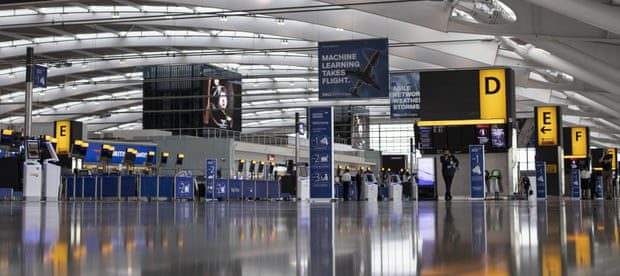 British Airways cancels almost all flights on the first day