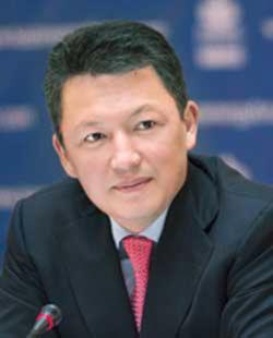 Timur Kulibayev