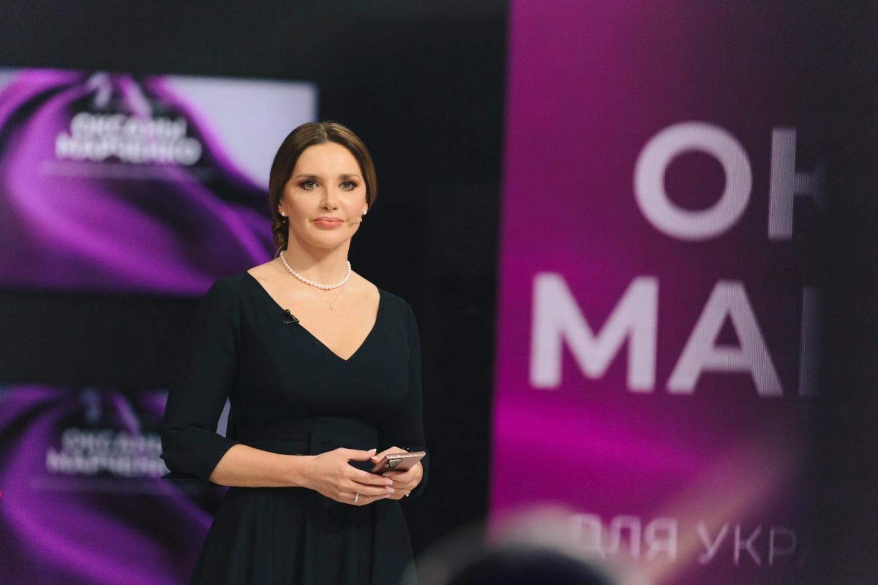 Oksana Marchenko (April 28 – Taurus)