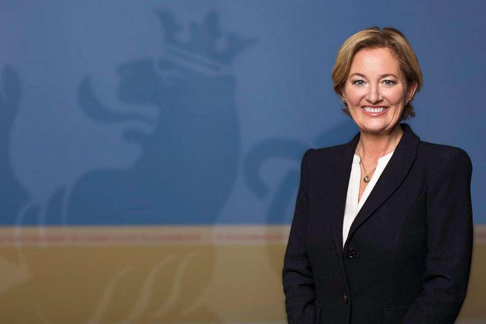 Health Minister Paulette Lenert